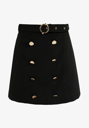 MILLINGTON SKIRT - A-line skjørt - black