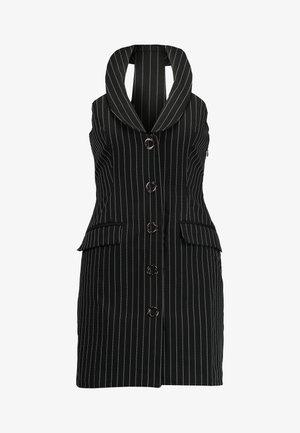 MINI DRESS - Abito a camicia - black