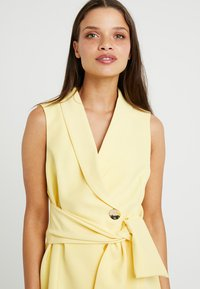 4th & Reckless Petite - PABLO JACKET - Vesta - yellow - 4
