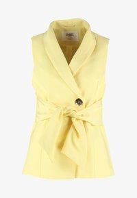 4th & Reckless Petite - PABLO JACKET - Vesta - yellow - 3