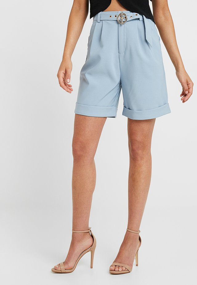 COURTNEY - Shorts - light blue