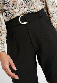 4th & Reckless Petite - WORTHINGTON - Shorts - black - 4