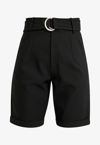 4th & Reckless Petite - WORTHINGTON - Shorts - black - 3
