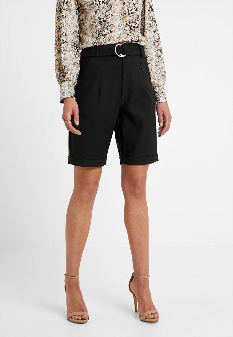 4th & Reckless Petite - WORTHINGTON - Shorts - black