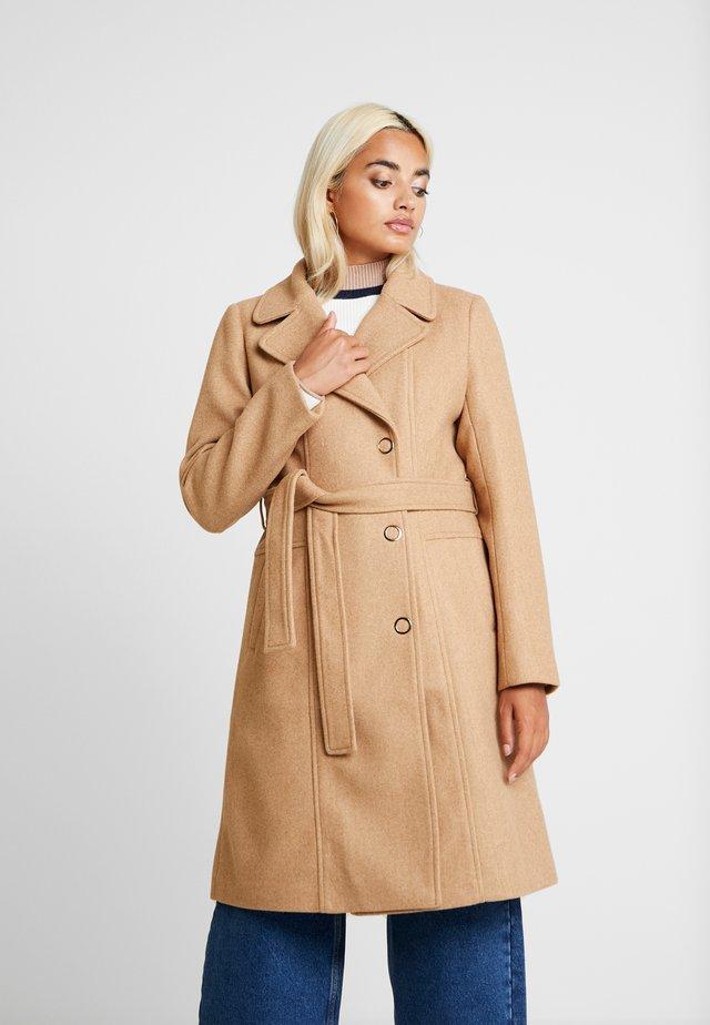 TRACIE - Cappotto classico - camel