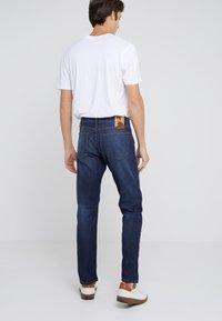 Velour by Nostalgi - JEREMY  - Slim fit -farkut - worn blue - 2