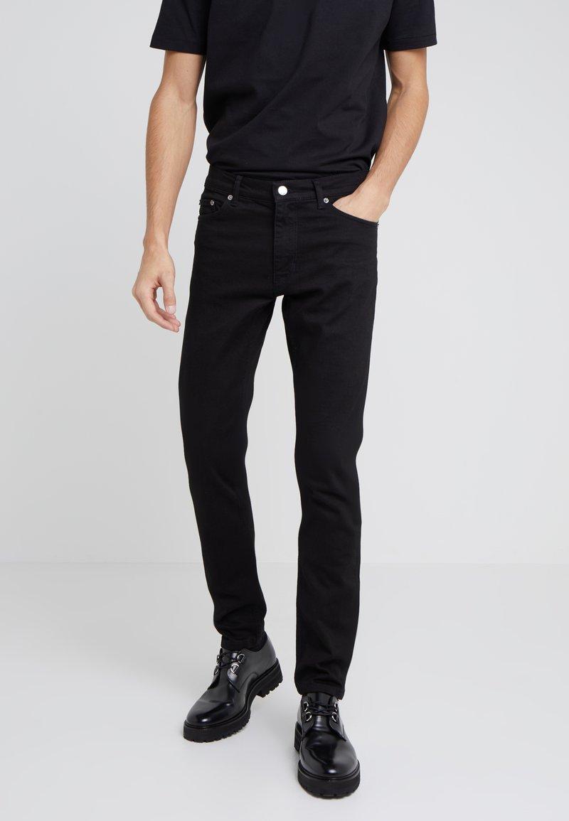 Velour by Nostalgi - JULIAN FLEX STAY  - Jeans Slim Fit - black