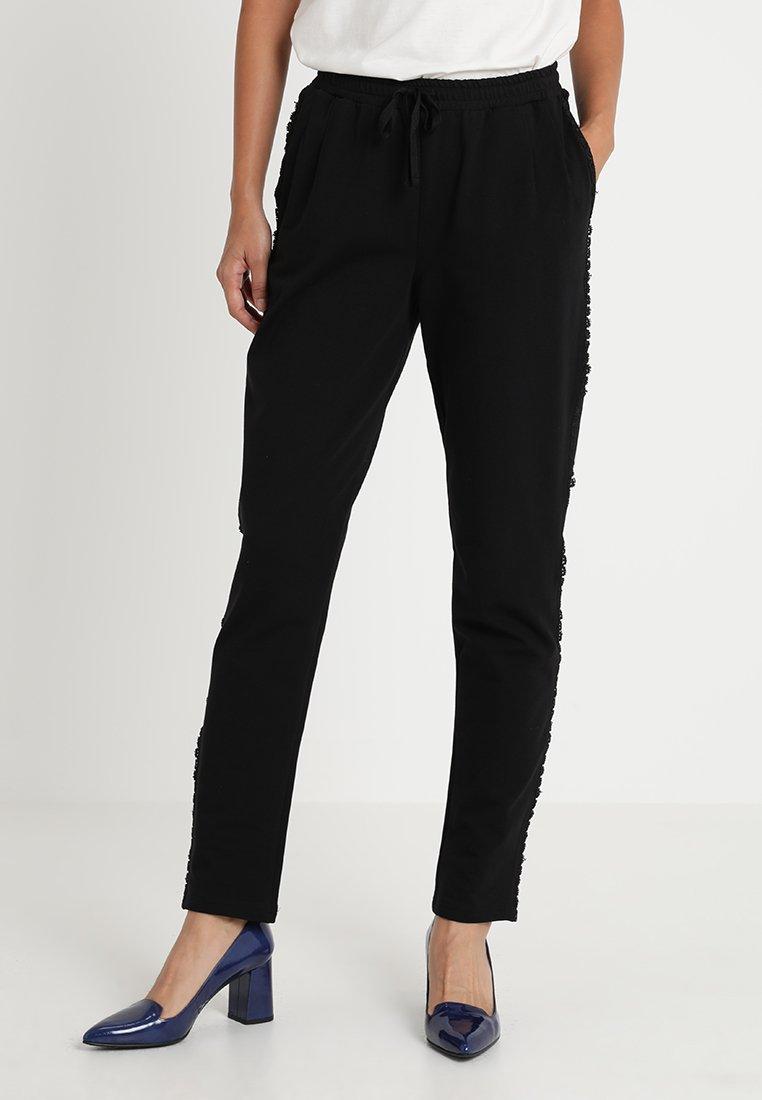 Vive Maria - BIKER GIRL - Pantalones deportivos - schwarz