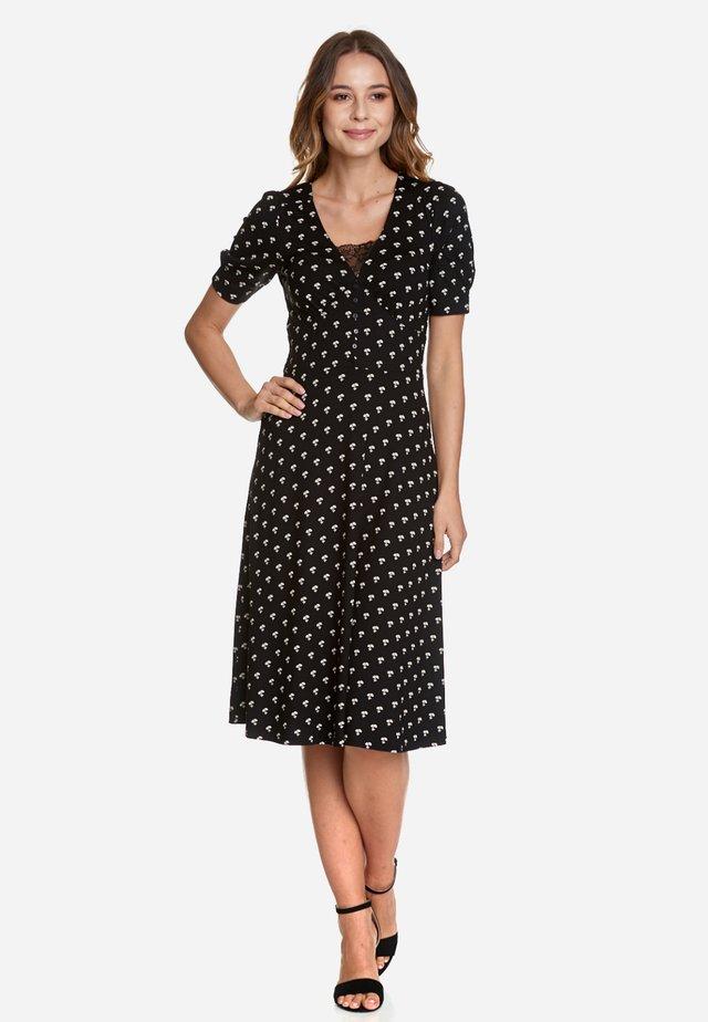 PETITE MARGUERITE  - Day dress - black