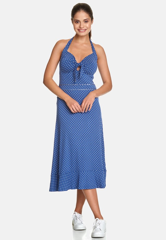 NIZZA - Day dress - blau