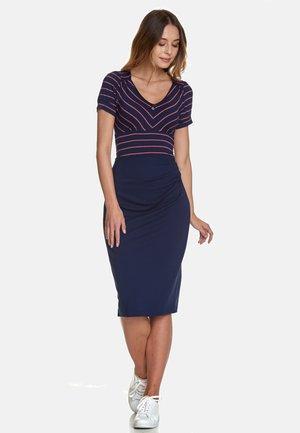 MA MER DRESS - Shift dress - blau