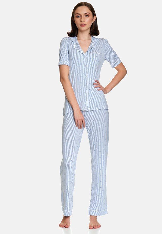 Pyjamas - blue allover