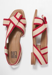 Bibi Lou - Sandaler - rojo - 3
