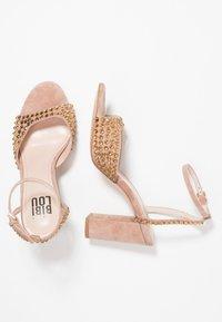 Bibi Lou - Højhælede sandaletter / Højhælede sandaler - taupe - 3