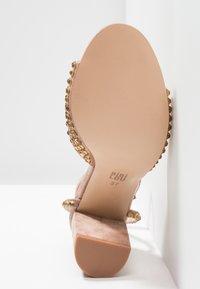 Bibi Lou - Højhælede sandaletter / Højhælede sandaler - taupe - 6