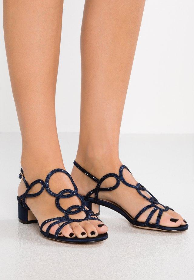 Sandály - azul