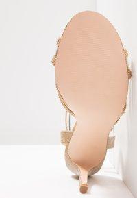 Bibi Lou - Sandaletter - gold - 6
