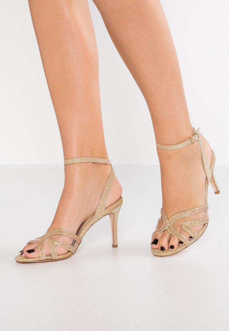 Bibi Lou - High heeled sandals - gold