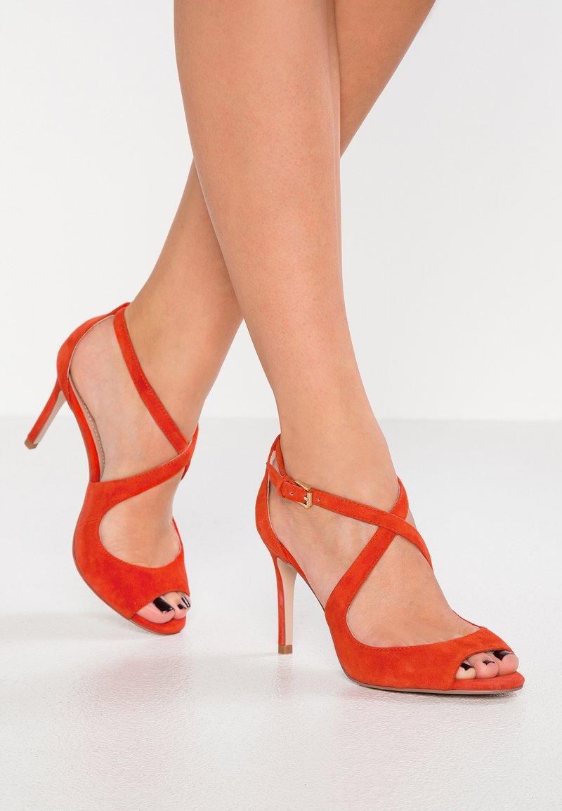 Bibi Lou - High heeled sandals - caldera