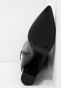 Bibi Lou - Højhælede støvler - black - 6