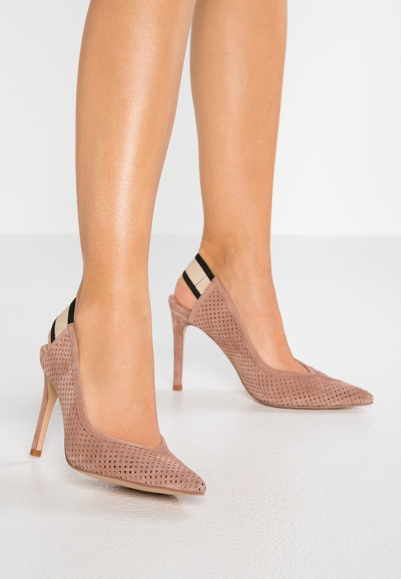 Bibi Lou - High heels - taupe