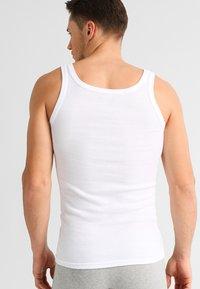 Ceceba - CITYLINE 2 PACK - Undershirt - white - 2