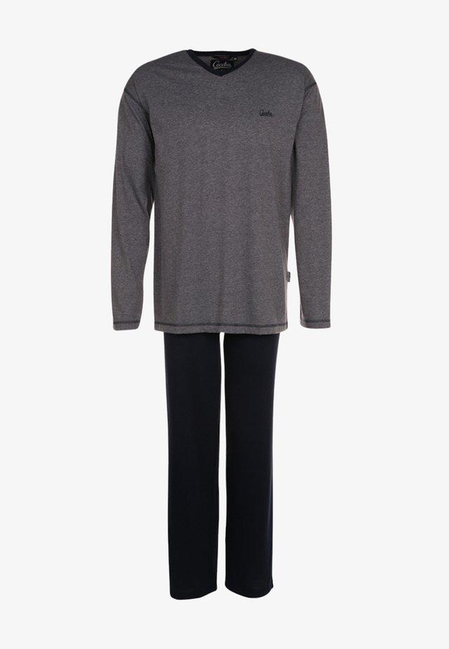 ROAR SET - Pyjama set - greymelange