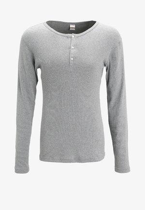 Pyjamasöverdel - grey melange