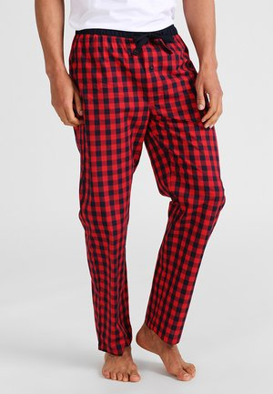 Pyjamasbyxor - mars red