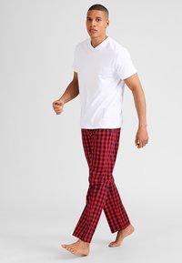 Ceceba - Pyjama bottoms - mars red - 1