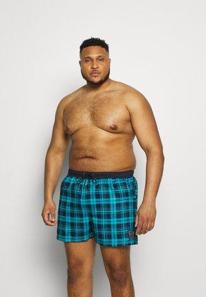 Swimming shorts - green medium