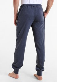 Ceceba - Pyjamasbukse - blau/dunkel melange - 2