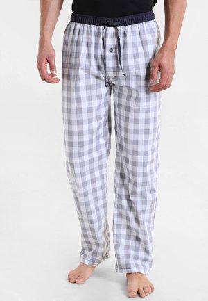 Pyjamasbukse - blau-hell