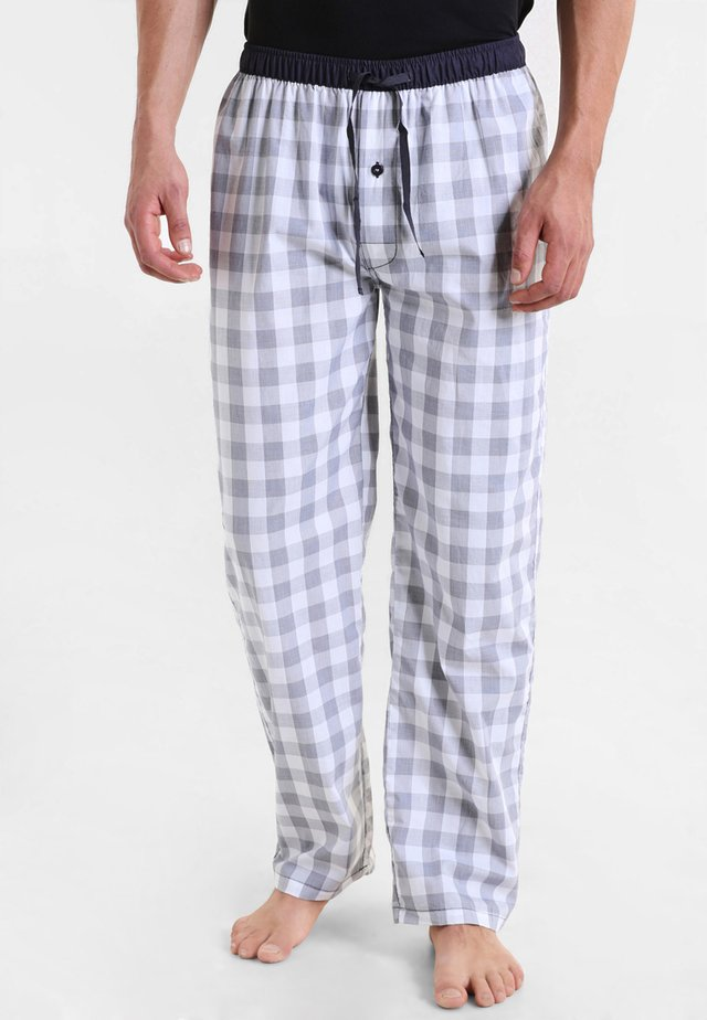 Pyjama bottoms - blau-hell