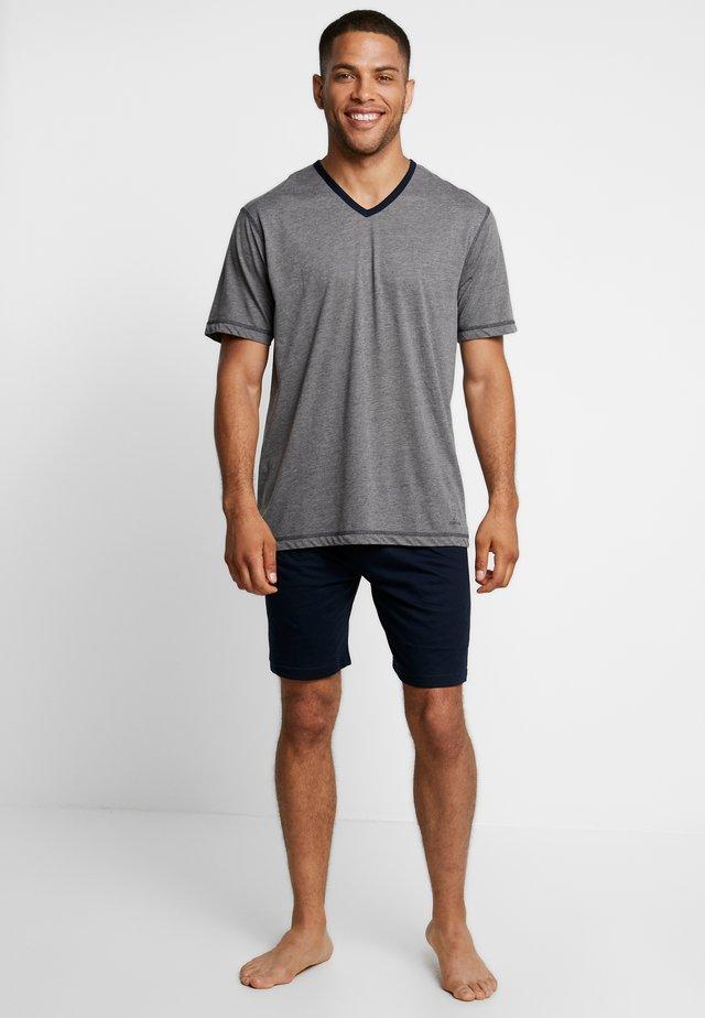 Pyjama set - greymelange