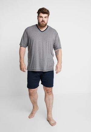 Pyjama set - grey melange