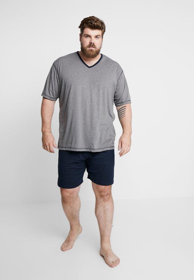 Pyjamas - grey melange