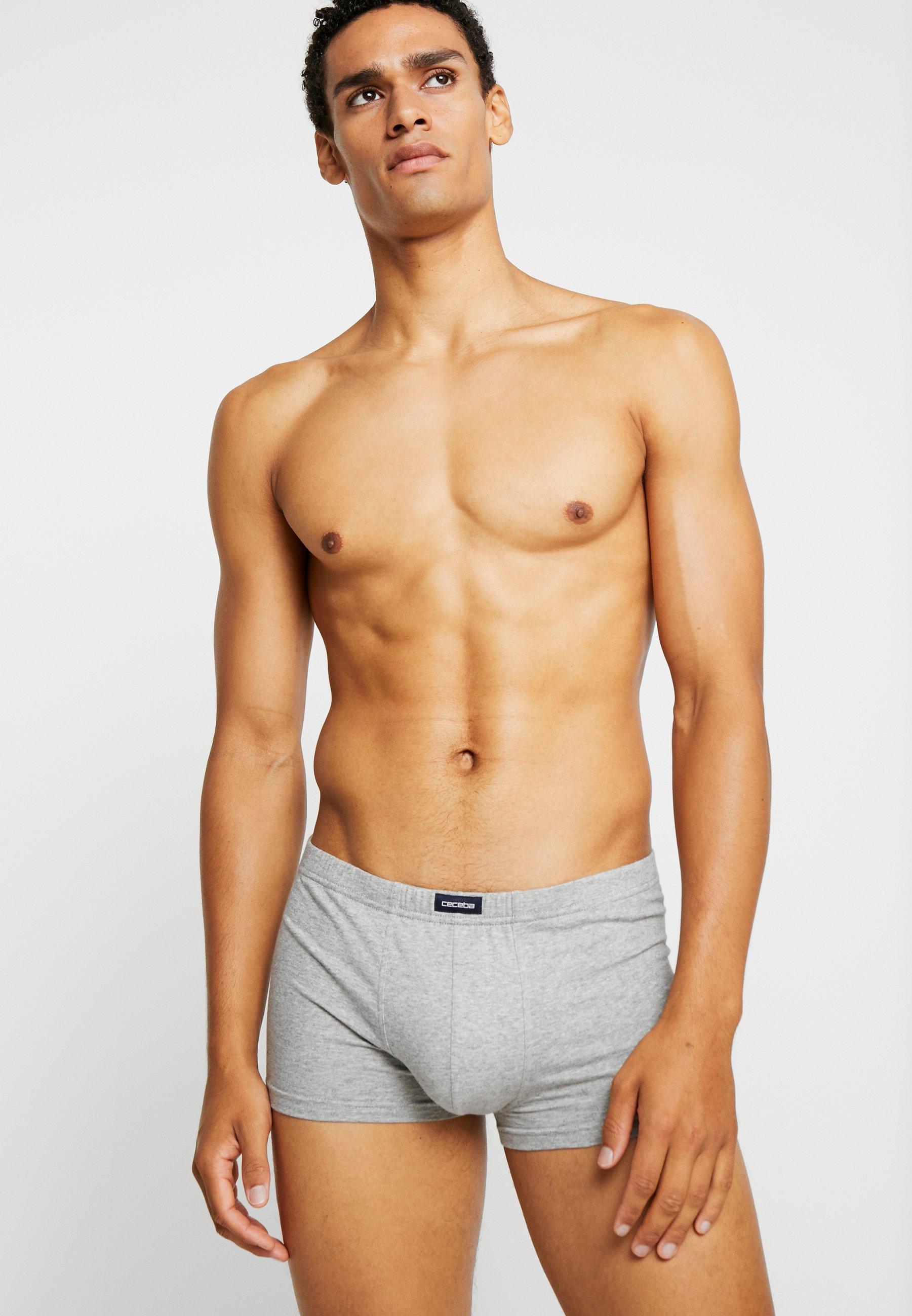 2 Grey Ceceba Melange Pants Light PackShorty NnkZOPw08X