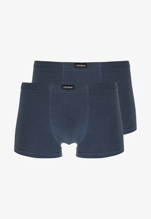 PANTS 2 PACK - Underbukse - midnight blue