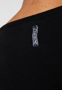 Deha - MANICA LUNGA - Top sdlouhým rukávem - black - 3