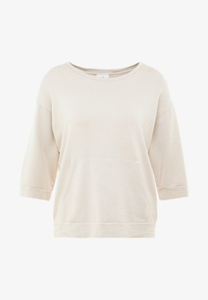 FELPA GIROCOLLO - Camiseta de manga larga - ceramic