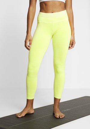 Leggings - fluo yellow