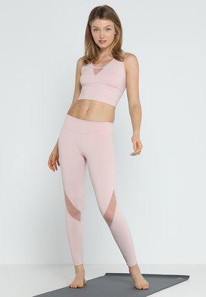 Collants - soft pink