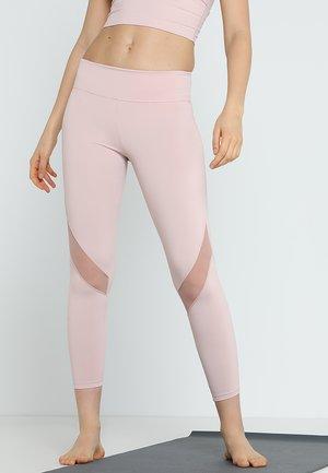 Leggings - soft pink