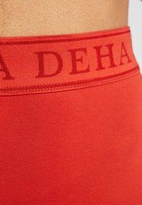 Deha - PANTA JAZZ - Tracksuit bottoms - red/orange - 4