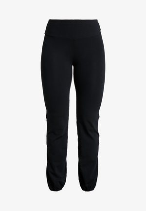 PANTALONE LUNGO - Tracksuit bottoms - black