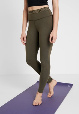 Legging - dusty green
