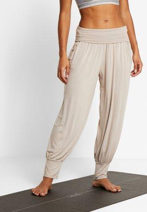 PANTALONE ODALISCA - Teplákové kalhoty - ceramic