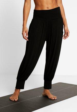 PANTALONE ODALISCA - Pantalon de survêtement - black