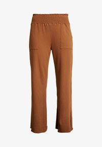 Deha - PANTALONE LARGO - Teplákové kalhoty - cocoa - 3